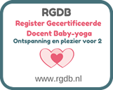 Gecertificeerd docent baby yoga